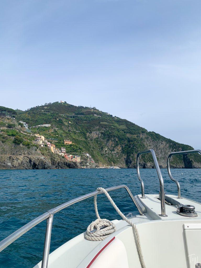 Tiburon boat tours, Cinque Terre - private boat tour