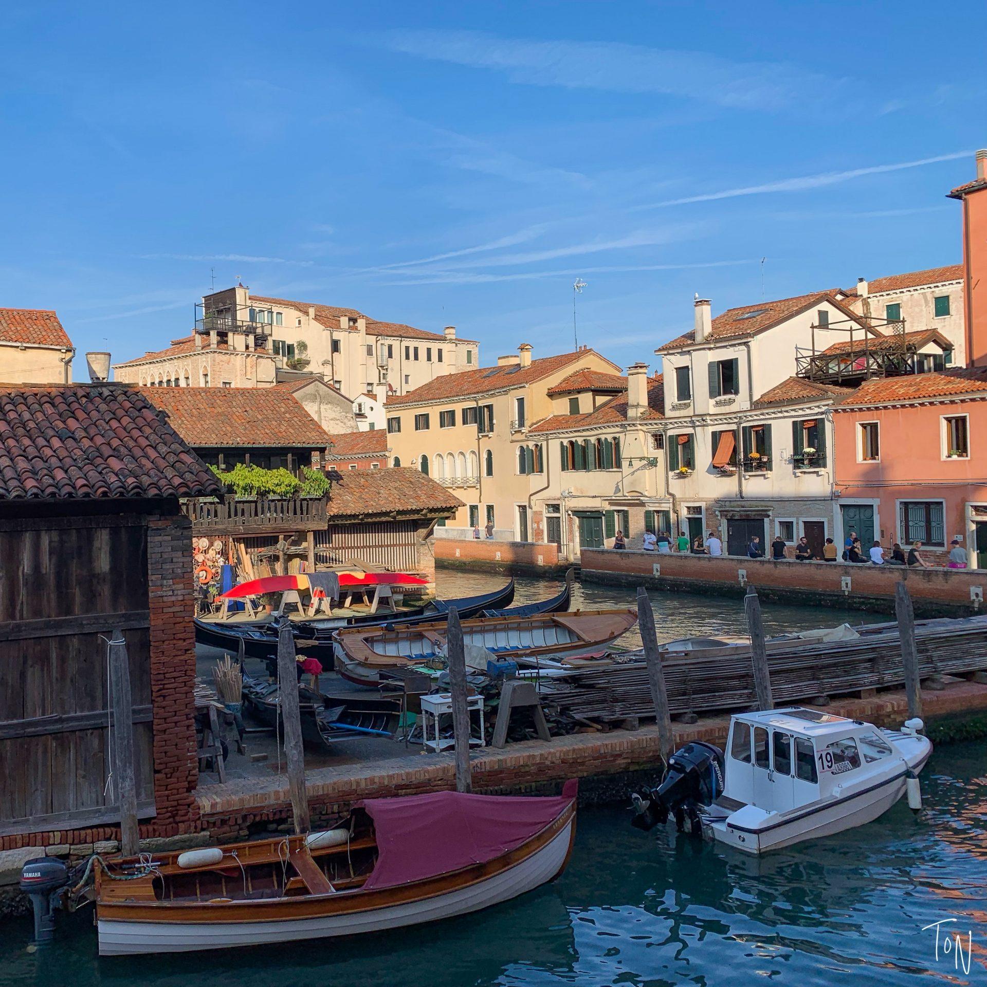 Unique spots in Venice - get beyond St. Mark's!