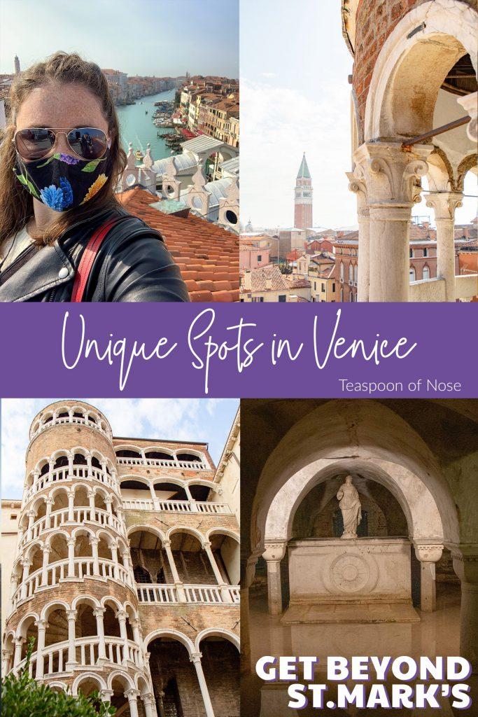 Unique spots in Venice header