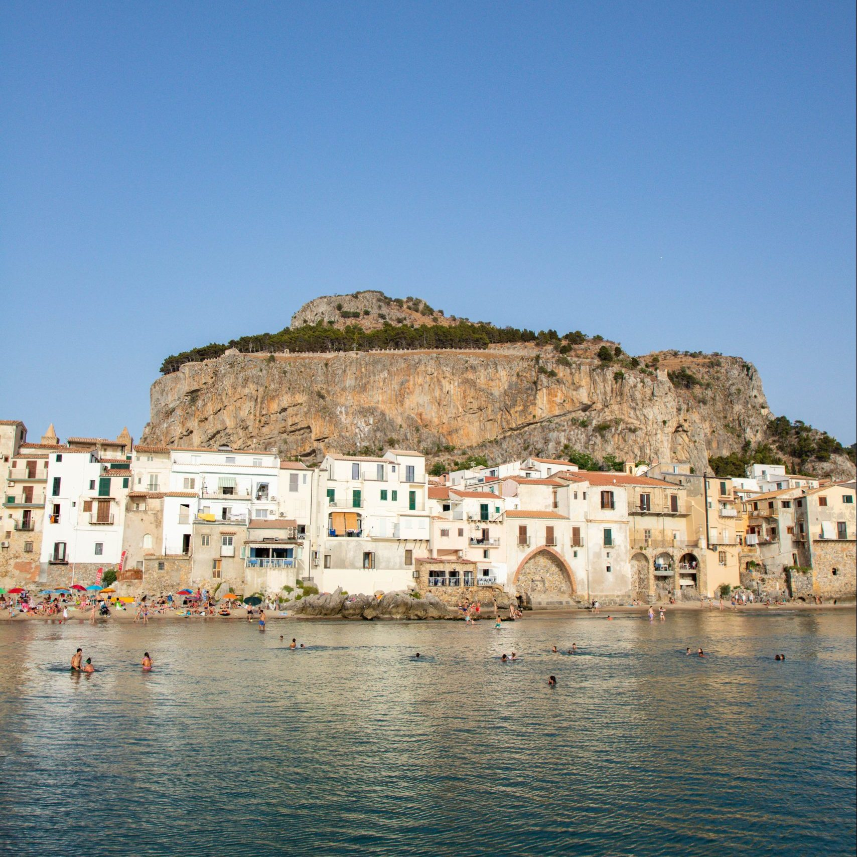 Italians love Cefalu as a vacation destination - for good reason! Here's what you should know to plan your trip!