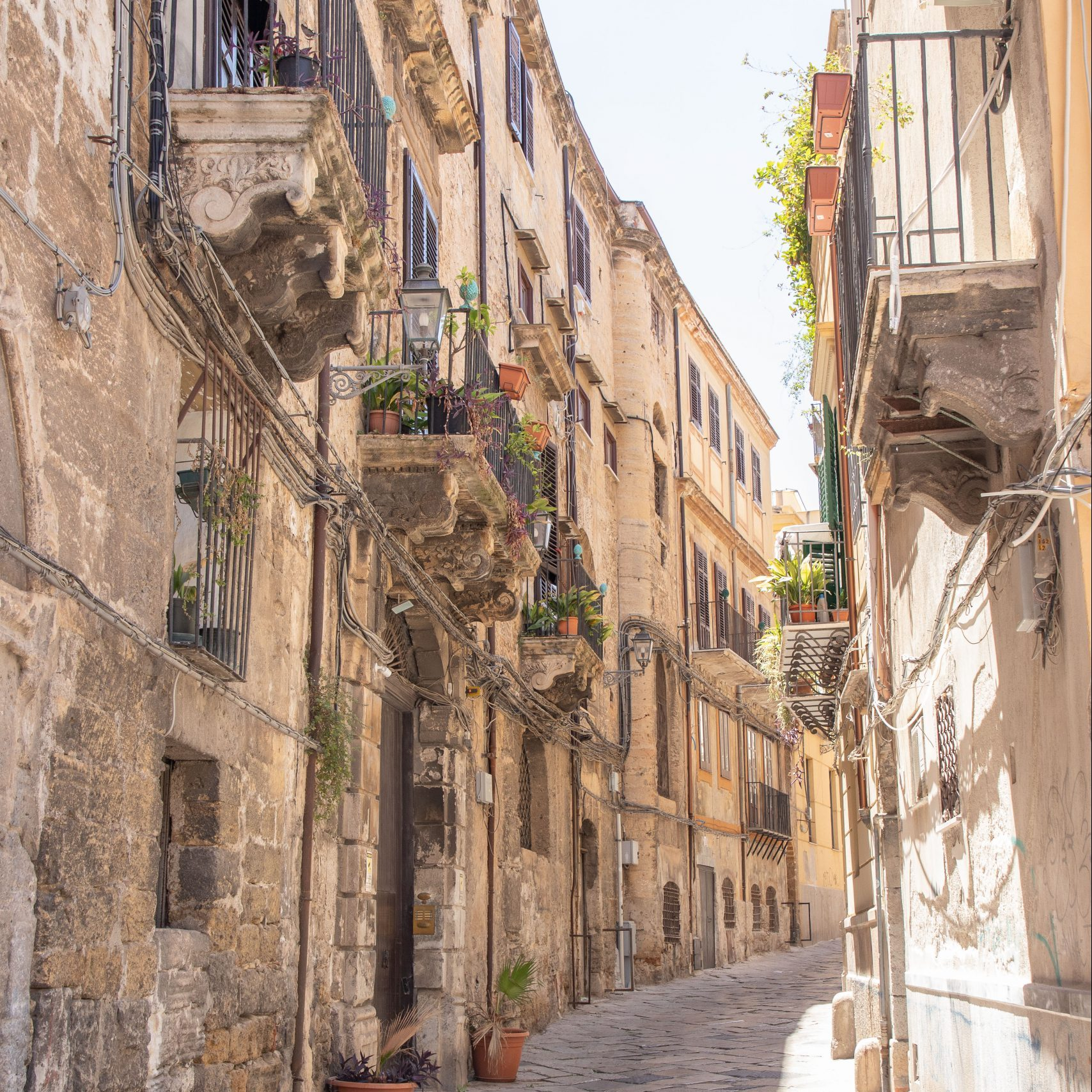 Palermo is packed with history, beauty, architecture and food!