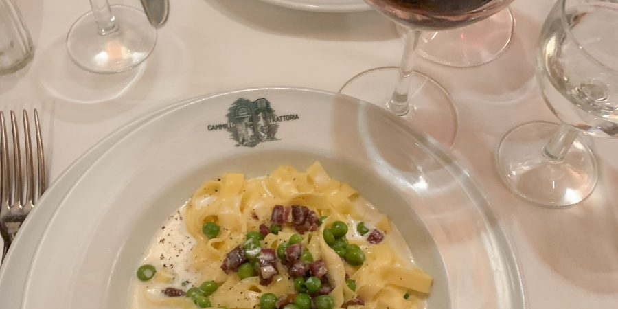 Florence's food culture is on par with its art culture! I've rounded up a few of my favorite Florence restaurants for your next trip. | Teaspoon of Nose