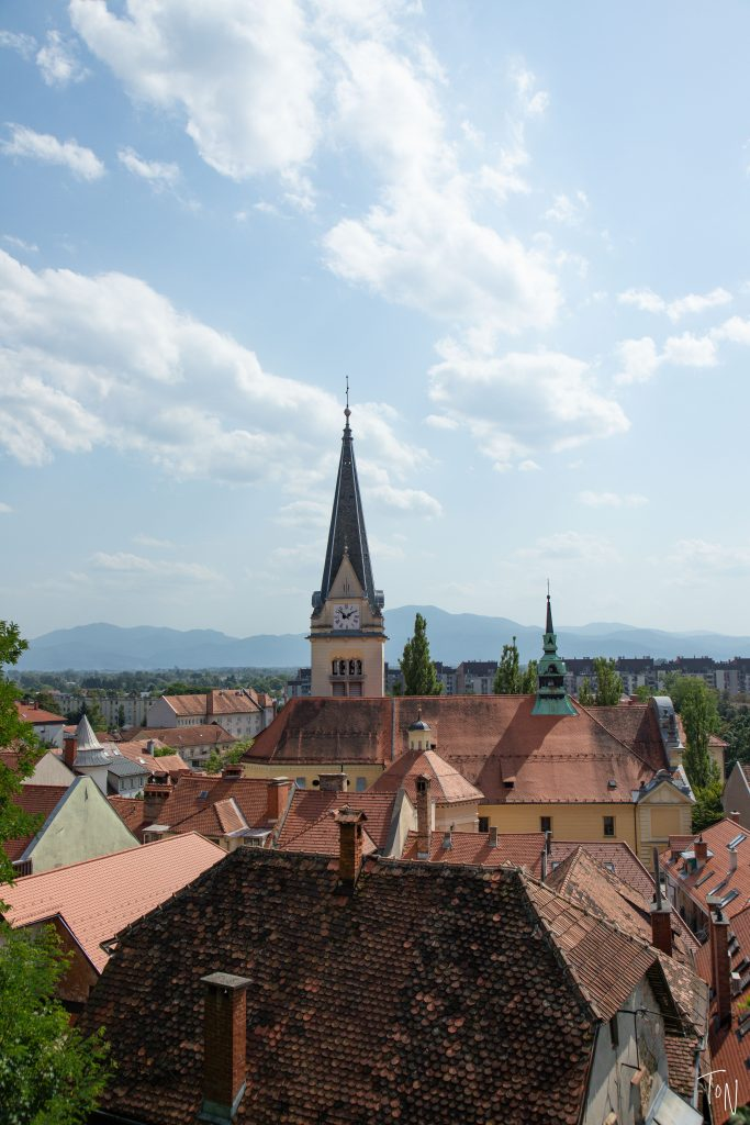 Ljubljana is the perfect day trip city! Slovenia's capital offers the charms of a small town with the amenities of a major city.   Teaspoon of Nose